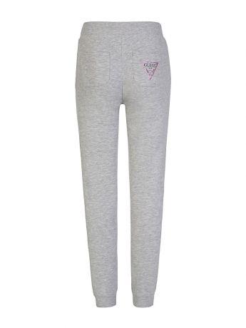 GUESS Kids Grey Pocket Logo Sweatpants