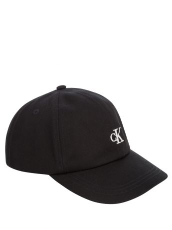 Calvin Klein Kids Black Monogram Baseball Cap