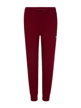 Emporio Armani Junior Red Logo Sweatpants