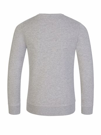 KENZO Kids Grey Tiger Logo Sweatshirt