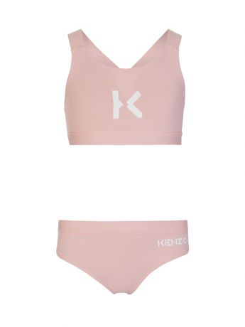 KENZO Kids Pink Bikini Set