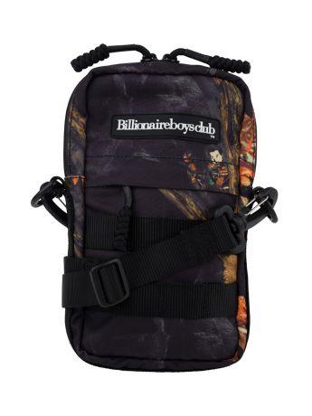 Billionaire Boys Club Black Tree Camo Shoulder Bag