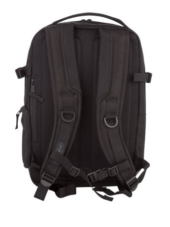 Eastpak Black Tecum CNNCT Backpack