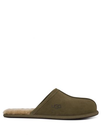 UGG Green Scuff Slippers
