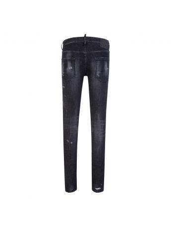 Dsquared2 Black Slash Wash Cool Guy Jeans