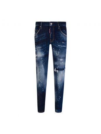 Dsquared2 Blue Super Twinky Skinny Fit Jeans