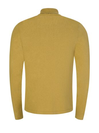 Fred Perry Reissues Gold Stripe Knitted Roll Neck Jumper