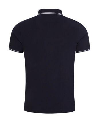 Stone Island Navy Polo Shirt