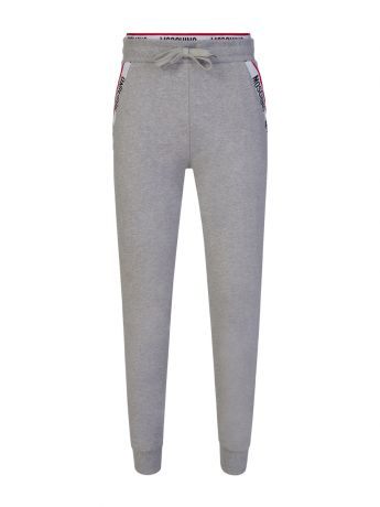 Moschino Grey Underwear Collection Logo Tape Sweatpants