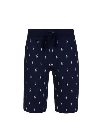 Polo Ralph Lauren Navy Pony Print Shorts