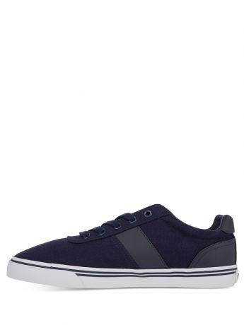 Polo Ralph Lauren Navy Canvas Hanford Trainers