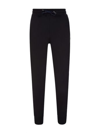PS Paul Smith Black Organic Cotton Zebra Sweatpants