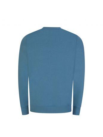 PS Paul Smith Turquoise Zebra Sweatshirt