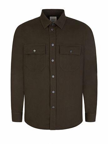 Wood Wood Green Avenir Shirt