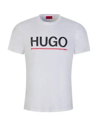 HUGO White Dolivio T-Shirt