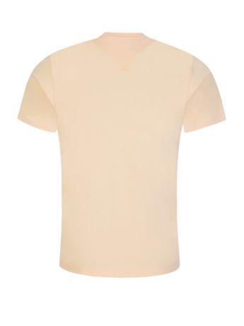 KENZO Peach Classic Tiger Crest T-Shirt