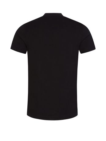 PS Paul Smith Black 'Arcade' Print T-Shirt
