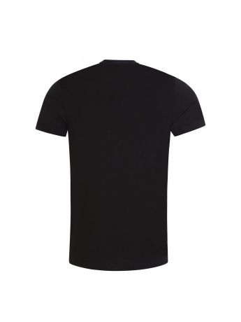 PS Paul Smith Black Luggage Tags T-Shirt