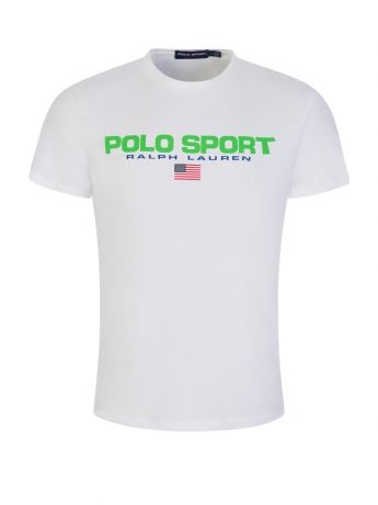 Polo Ralph Lauren Polo Sport White T-Shirt