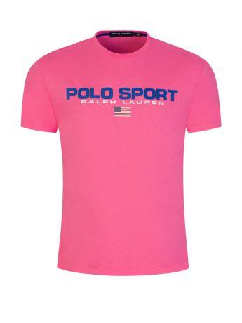 Polo Ralph Lauren Polo Sport Pink T-Shirt