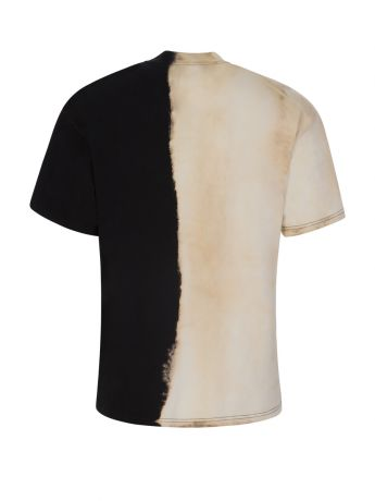 Represent Black/Off-White Spirit & Speed T-Shirt