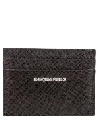 Dsquared2 Black Dylan Card Holder