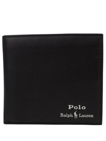 Polo Ralph Lauren Black Leather Wallet
