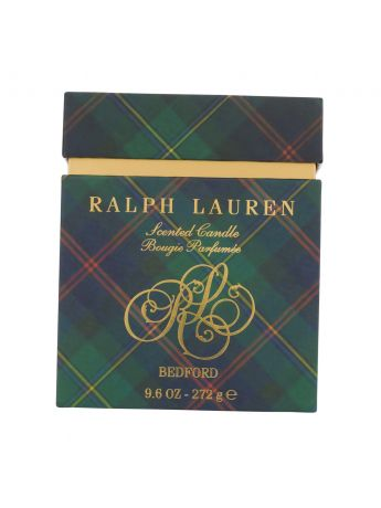 Polo Ralph Lauren Green Single-Wick Bedford Candle