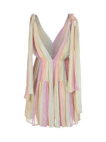 Sundress Multicoloured Fanya Mini Dress