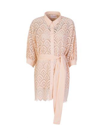 Sundress Pink Florine Mini Dress