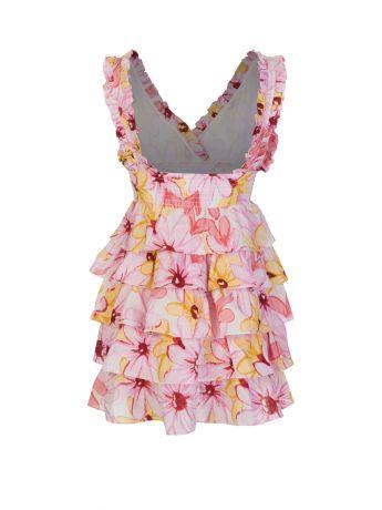 Sundress Pink Lolita Short Dress