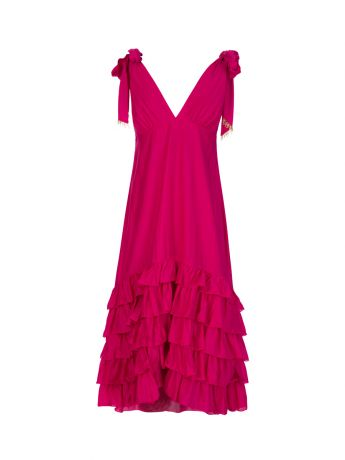 Sundress Pink Maggie Dress