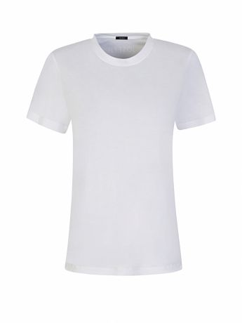 Joseph White Essential Round-Neck T-Shirt