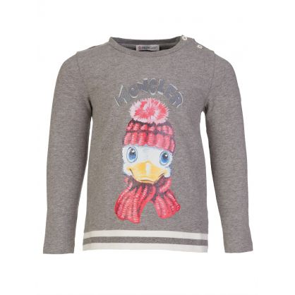 Grey Duck T-Shirt