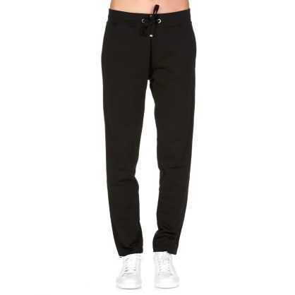 Black Track Sweatpants