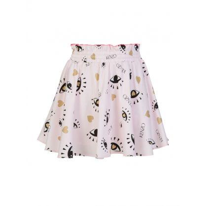 Pink Eye Skirt