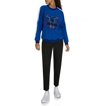 Royal Blue Tiger Jumper