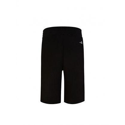 Kids Black Fire Shorts