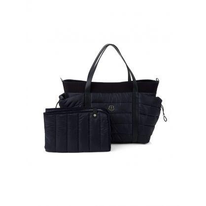 Navy Mommy Bag