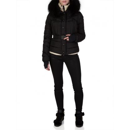 Grenoble Black Beverley Jacket