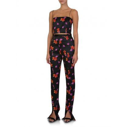 Floral High waist Love Crush Pant