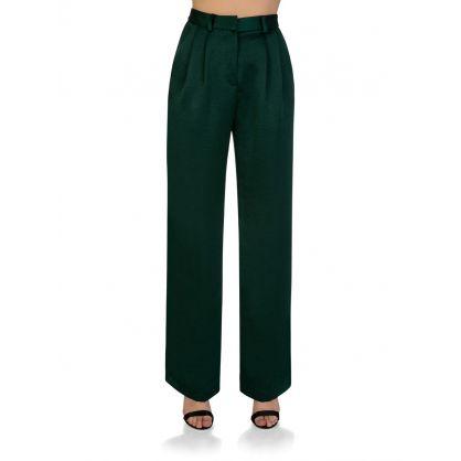 Emerald Gabrielle High Waist Pants