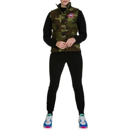 Classic Camo Freestyle Gilet