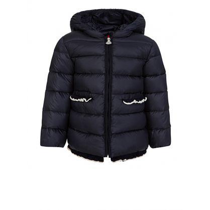 Navy Temoe Jacket