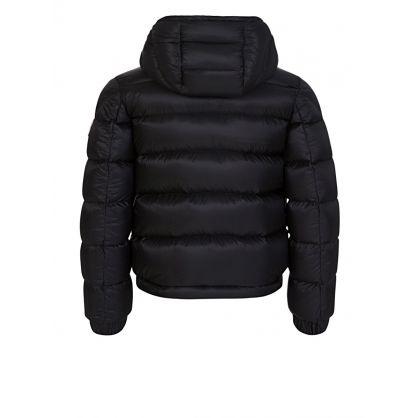 Black Aiton Puffa Jacket
