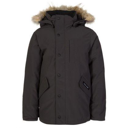Kids Graphite Logan Parka Jacket