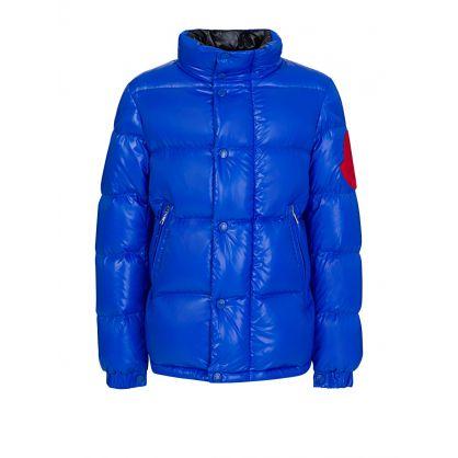 Blue 'Dervaux' Jacket