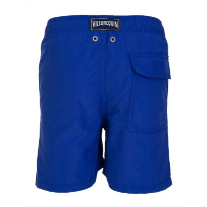 Junior Starfish Blue Water Active Swim Shorts