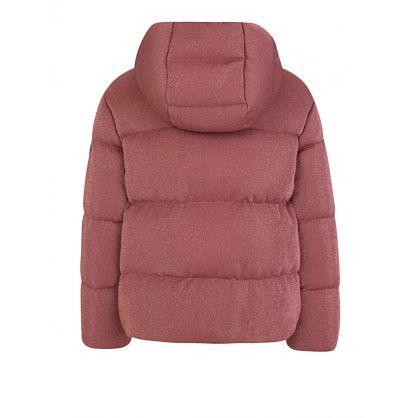 Pink Taurua Puffa Jacket