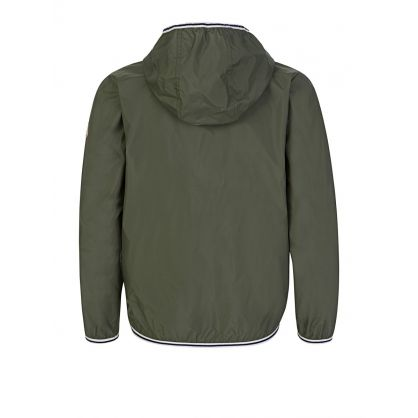 Junior Green Hendrick Lightweight Jacket